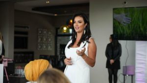cindy nell launches female empowerment foundation